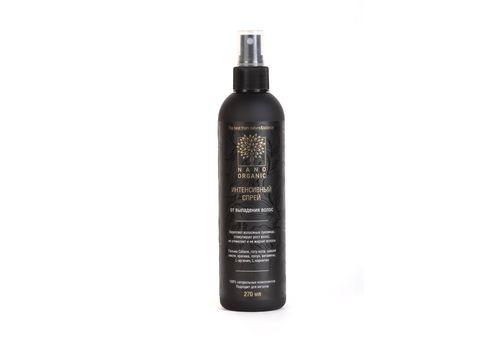 Спрей от выпадения волос для кожи головы, Nano Organic  270 мл, фото