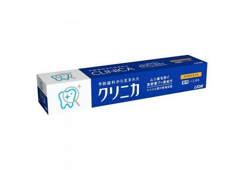 Зубная паста комплексного действия с легким ароматом мяты Clinica Mild Mint, Lion  30 г, фото