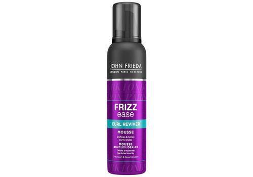 Мусс для соз идеальных локонов Curl Reviver (серия Frizz Ease), John Frieda 200 мл, фото