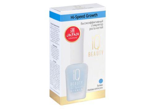 Высокоэффективный стимулятор роста ногтей Hi-Speed Growth, IQ Beauty  12,5 мл, фото