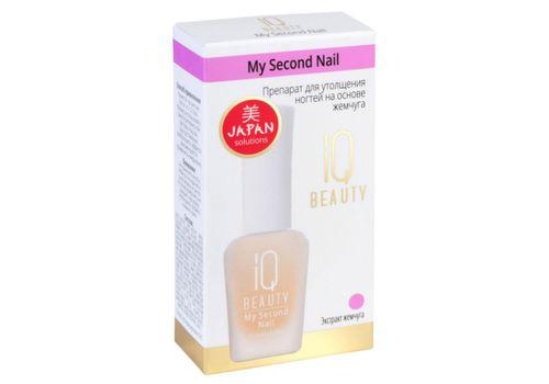Препарат для утолщения ногтей на основе жемчуга  My Second Nail, IQ Beauty  12,5 мл, фото