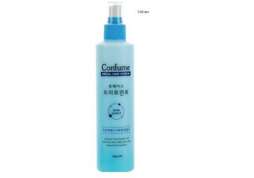 Спрей для волос двухфазный Confume Two-Phase Treatment, Welcos  530 мл, фото