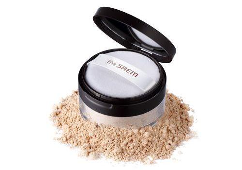 Пудра компактная ECO SOUL Real Fit Powder - Natural Beige, Saem, фото