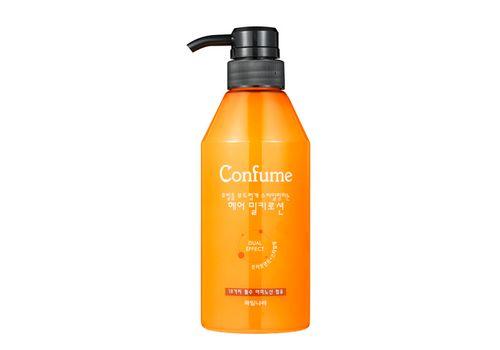 Лосьон для волос фиксирующий с молочными протеинами Confume Hair Milky Lotion, Welcos  400 мл, фото