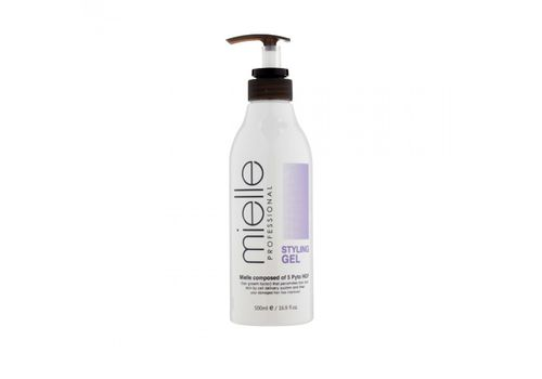 Гель для укладки волос Mielle Professional Natural Fix Gel, JPS  500 мл, фото