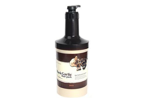 Маска для волос с экстрактом черного чеснока Black Garlic Hair Pack, Lunaris  1000 мл, фото
