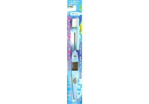 Ионная зубная щетка Ion Smart (компактная, средней жесткости; ручка + 1 головка), HUKUBA DENTAL  1 шт, фото