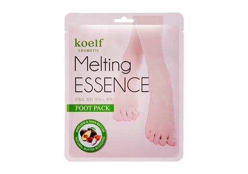 Смягчающая маска для ног в виде носочков Koelf Melting Essence Foot Pack, Petitfee  30 г, фото