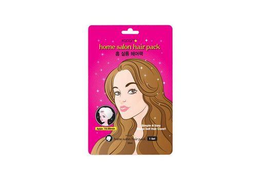 Маска для волос восстанавливающая Home Salon Hair Pack, KOCOSTAR  30 мл, фото