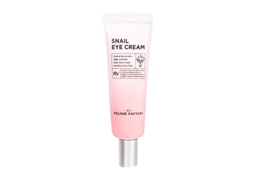 Крем для кожи вокруг глаз с улиточным муцином Snail Eye Cream, VILLAGE 11 FACTORY  25 мл, фото