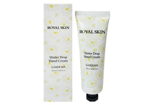 Увлажняющий крем для рук с экстрактом гардении Water Drop, Royal Skin  60 мл, фото