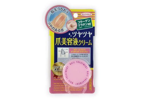 Питательный крем для ногтей Nail Treatment, B&C Labs 15 г, фото