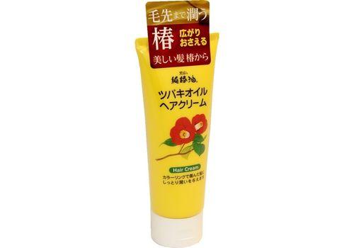 Увлажняющий крем для восстановления поврежденных волос Tsubaki Oil, Kurobara 150 г, фото