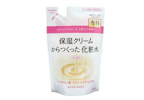 Освежающий крем-лосьон для лица Cream-Lotion, Shiseido 180 мл (запасной блок), фото
