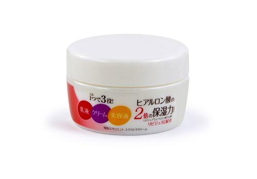 Увлажняющий крем c церамидами и коллагеном Emolient Extra Cream, Meishoku 110 г, фото