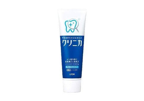 Зубная паста Clinica Mild Mint (с легким ароматом мяты), Lion 130 г, фото