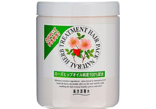 Маска для нормальных волос Natural Herb Treatment New Relax, Junlove 800 мл, фото