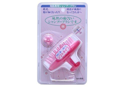 Массажёр для кожи головы Scalpy Shampoo Brush, Vess, фото