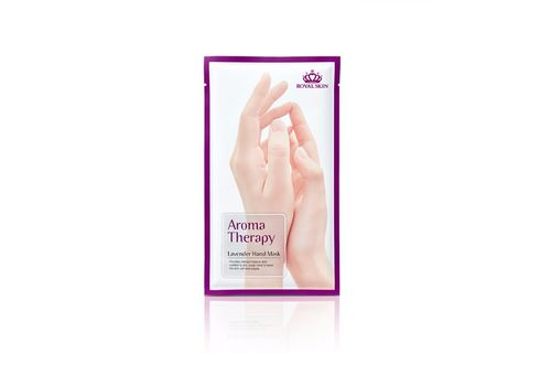 Увлажняющие перчатки Aromatherapy lavender, Royal Skin , фото